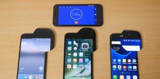 Galaxy S7 Edge Slays Pixel XL, iPhone 7 Plus In Battery Charging Speed Test