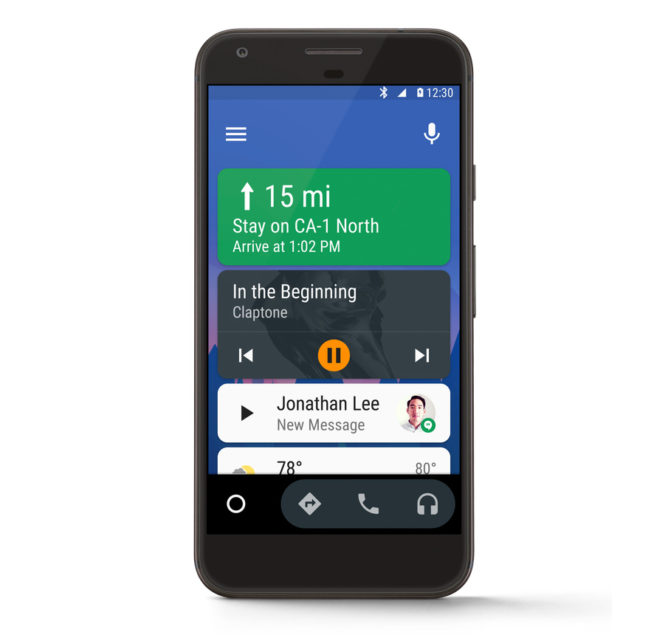 Google Is Now Rolling Out Android Auto v2.0 App [How To Download]