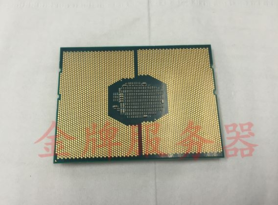 Leaked image of Xeon E5-2699 (image source: taobao.com)