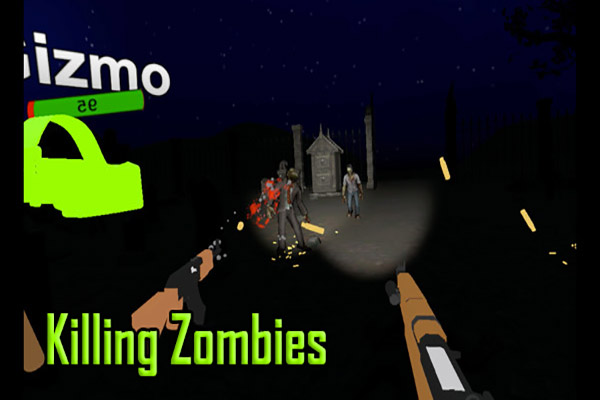 killing-zombies best multiplayer horror games