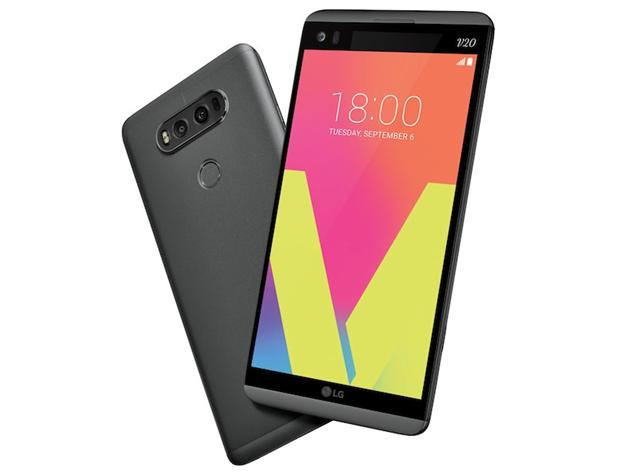 LG V20 Price Leaked: Will Cost Rs 49,990 in India