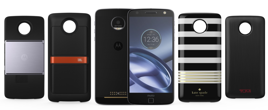 Lenovo Sells 1 Million Moto Z Units Globally Modular Concept Pays Off