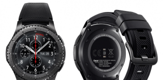 Samsung Gear S3 Frontier To Launch In US On November 18