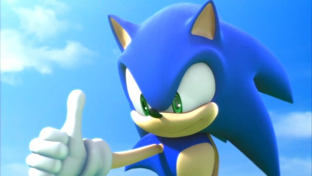 sonic-thumbs-up