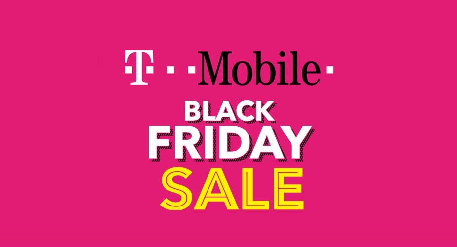 T-Mobile Black Friday 2016 Deals