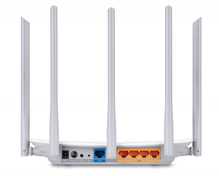 TP-LINK Archer C60 802.11ac Dual Band WiFi Router Launched At Rs 2999