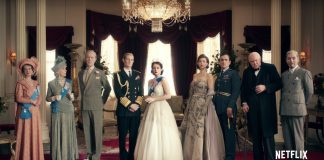 the crown netflix release