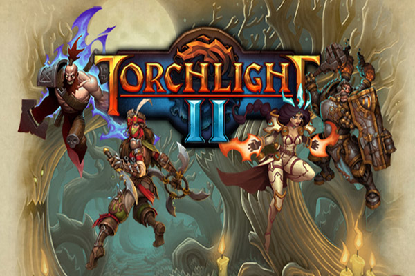 games like diablo Torchlight 2
