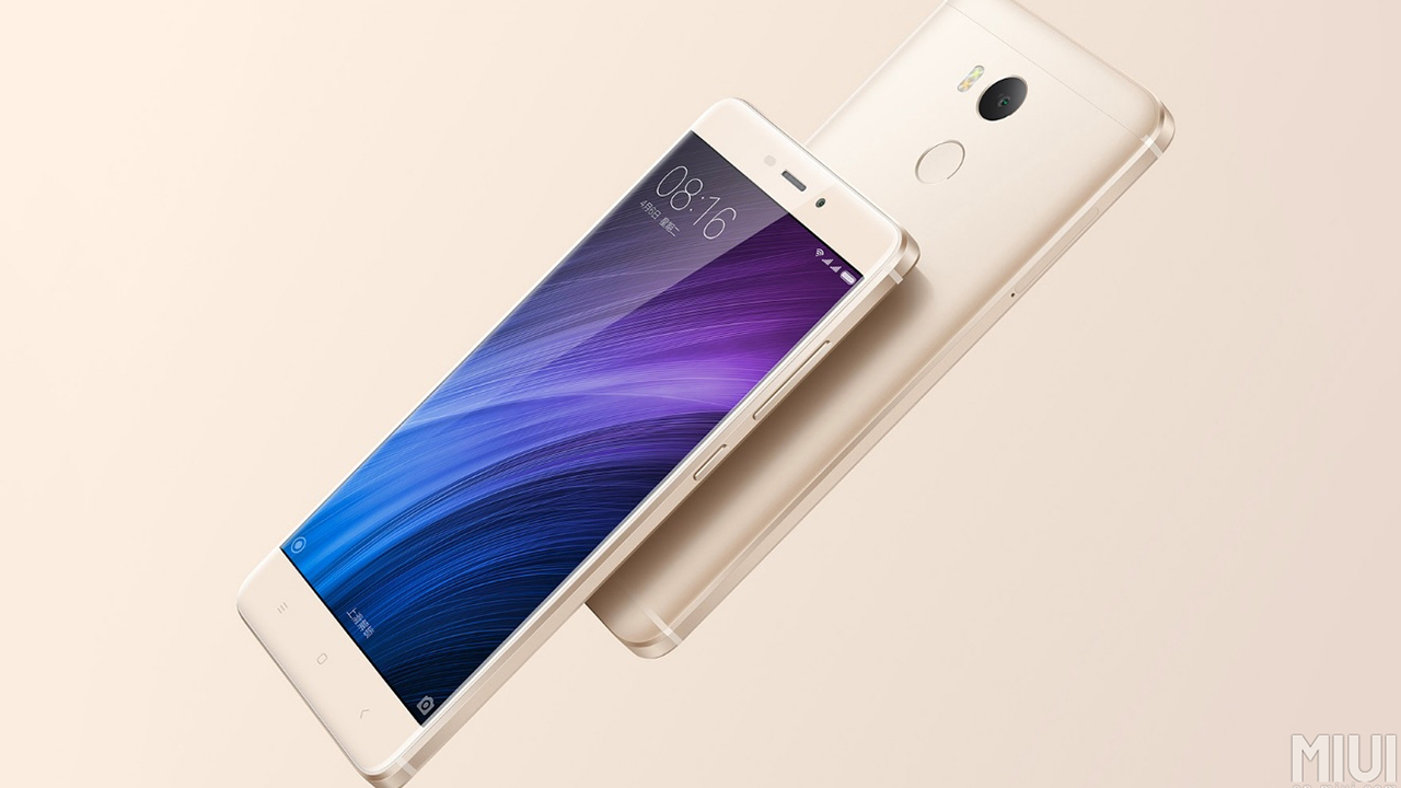 Xiaomi Redmi 4 Standard, Redmi 4A, Redmi 4 Prime Announced