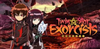 Twin Star Exorcists Episode 31