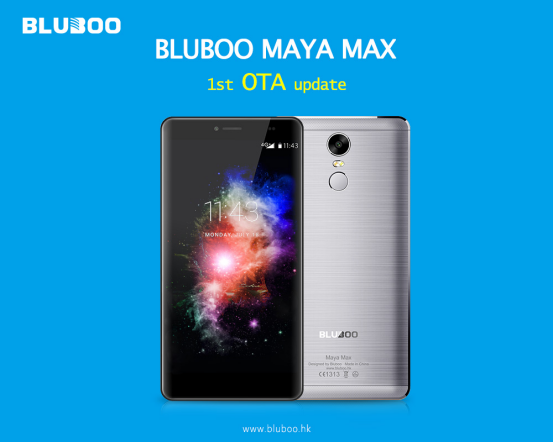 bluboo-maya-max-first-ota-update