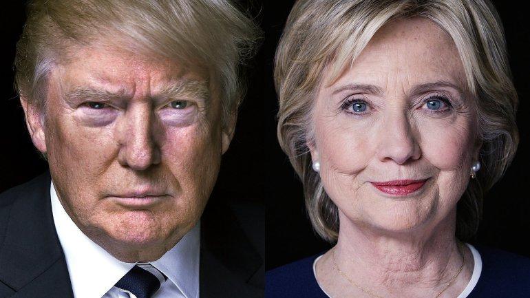Who will win trump or clinton