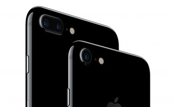 iPhone 7 Matte and Jet Black Models