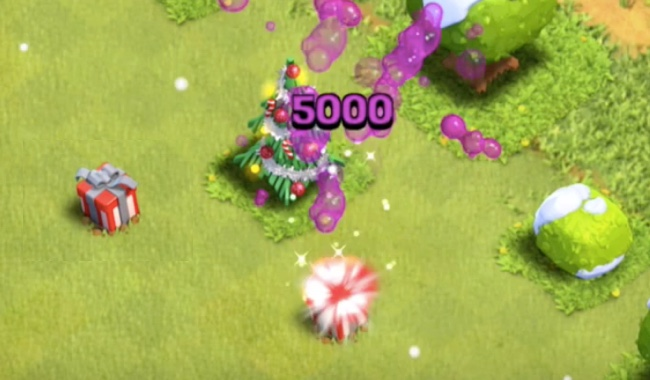 clash of clans december 2016 update
