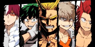 My Hero Academia Season 2