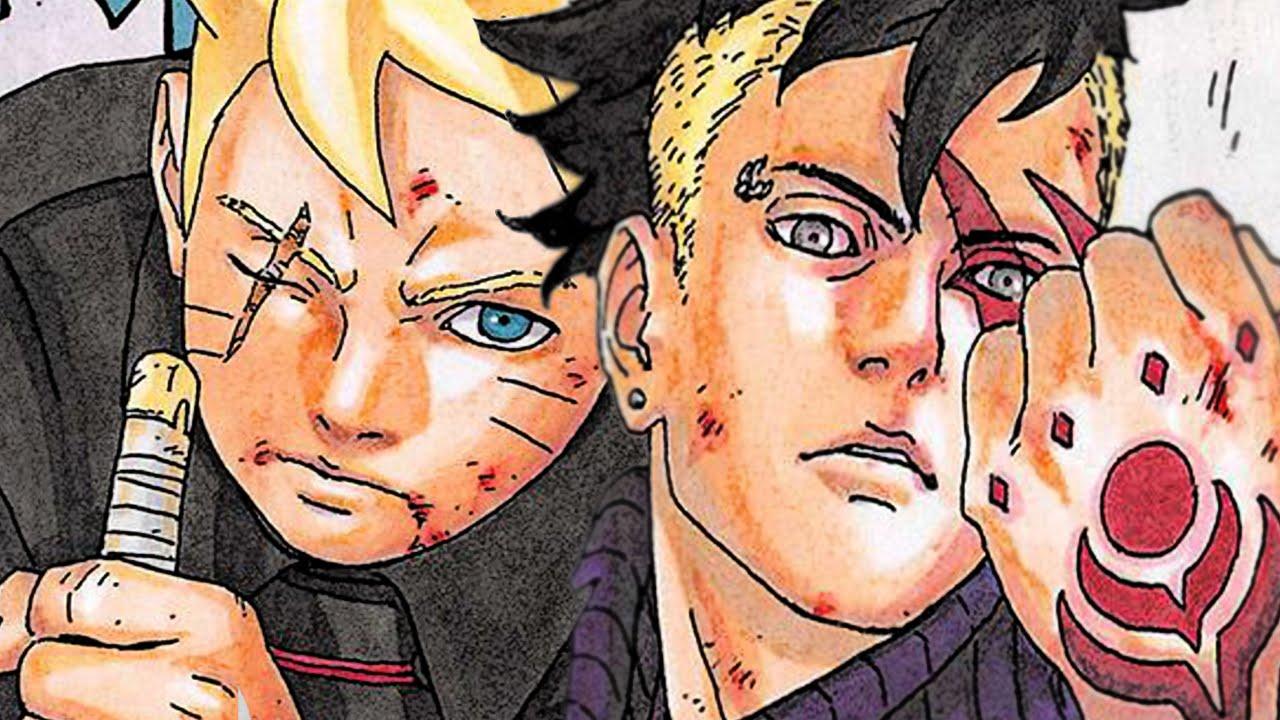 Boruto: Naruto Next Generations Chapter 7