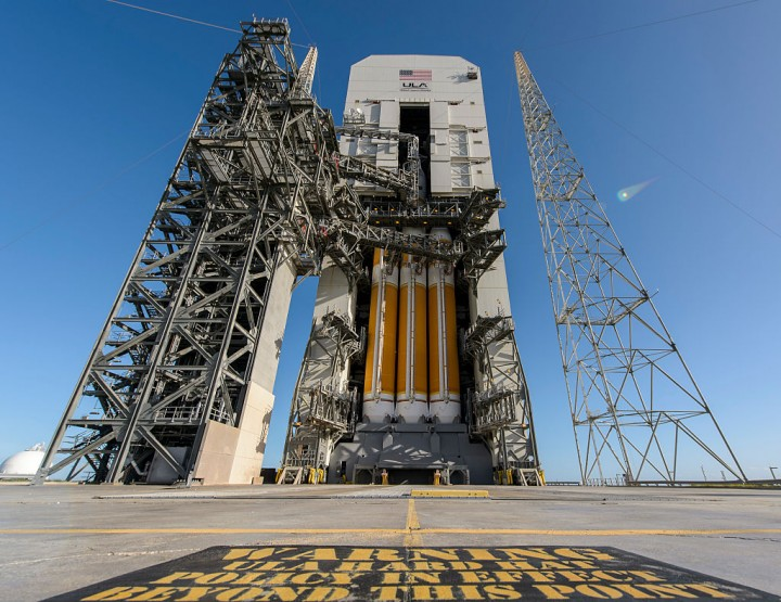 SpaceX Falcon 9 Launch Delayed