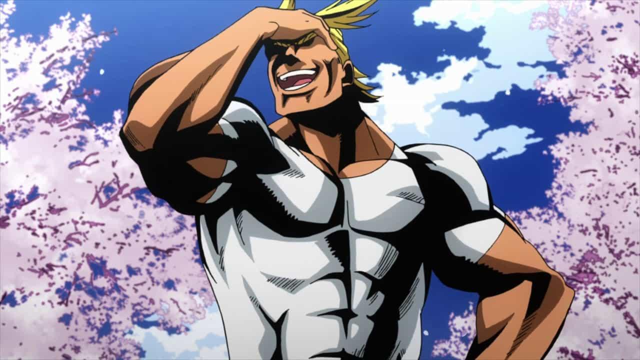 Boku no Hero Academia Chapter 117