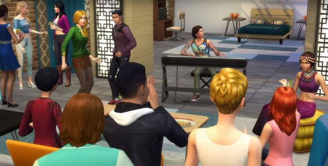 the sims 4 city living dlc