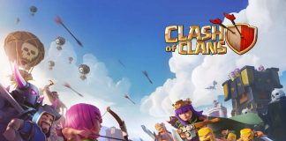 clash of clans april update