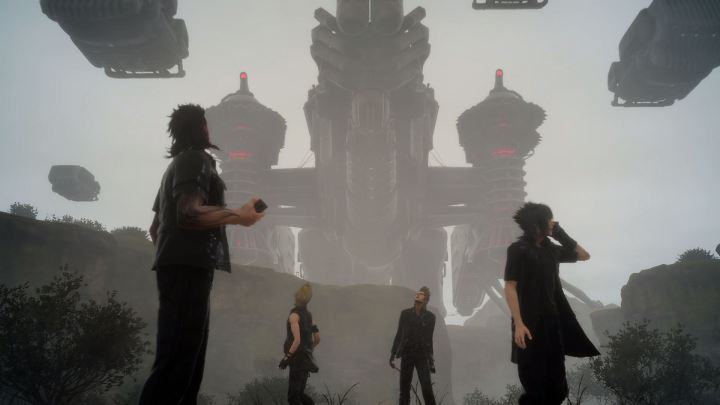 final fantasy xv multiplayer dlc