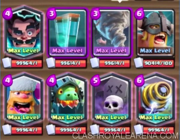 Clash Royale Update Leaked Four New Cards Coming To The