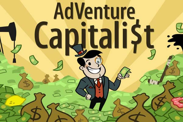 games like Cookie Clicker adventure-capitalist
