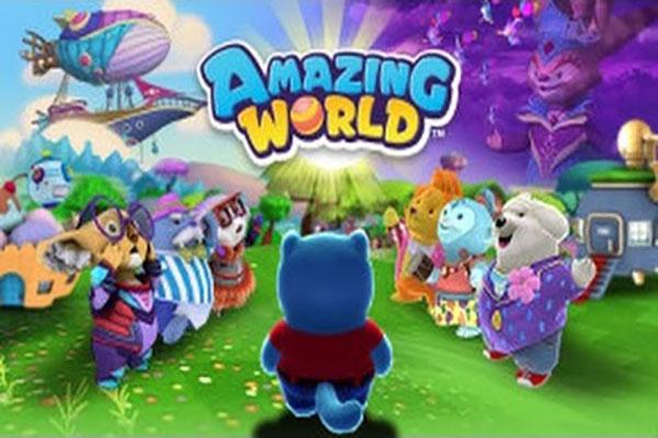Games like Animal Jam amazing-world