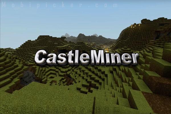 Games Like Roblox castleminer