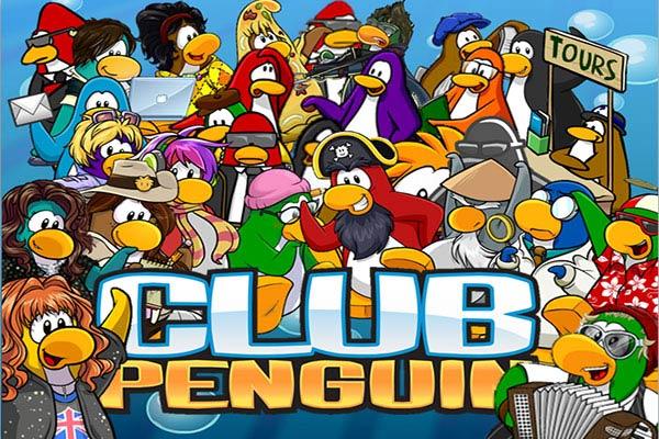 Games like Animal Jam club-penguin