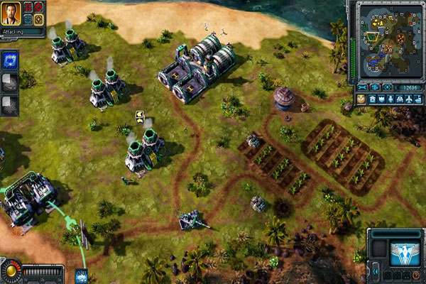 Games similar to Age of Empires command-and-conquer-red-alert-3