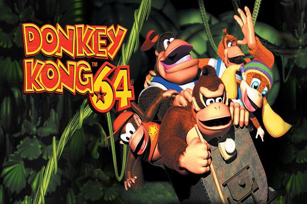 Games like Banjo-Kazooie donkey-kong-64