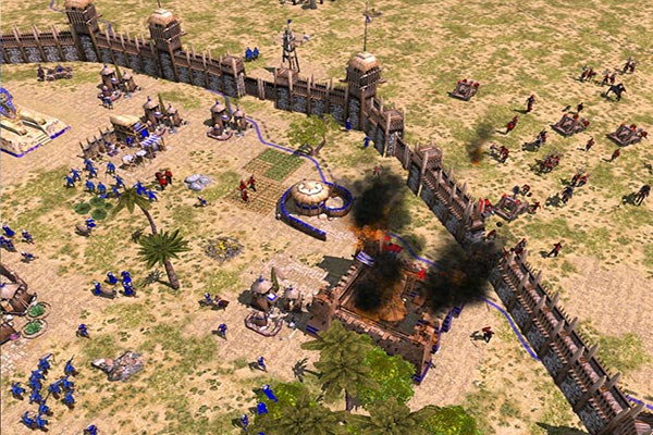 Age of Empires like games empire-earth-2