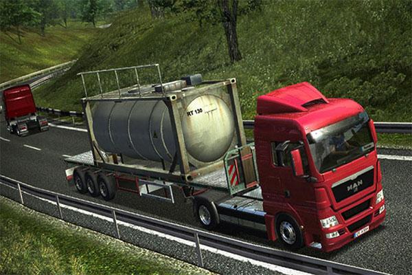 Games Like Euro Truck Simulator german-truck-simulator