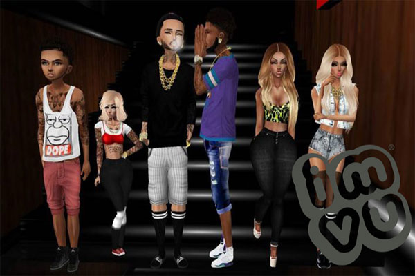 Games like The Sims imvu
