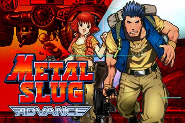 best game boy advance metal-slug-advance
