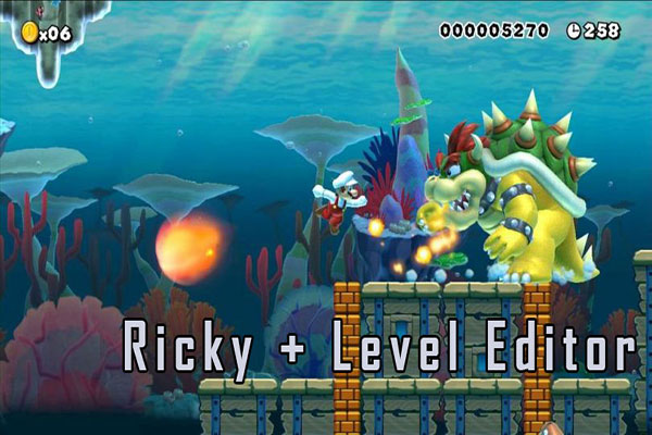 ricky-level-editor Games like Banjo-Kazooie