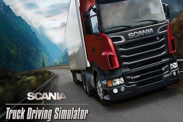 Games Like Euro Truck Simulator scania-truck-driving-simulator