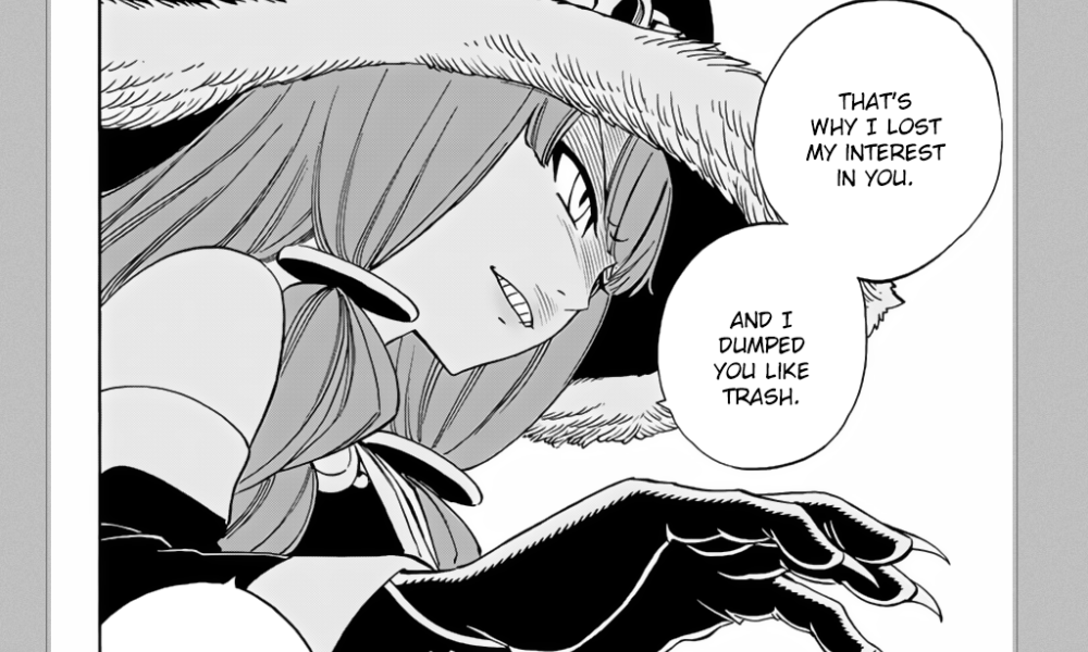 Fairy Tail Chapter 516