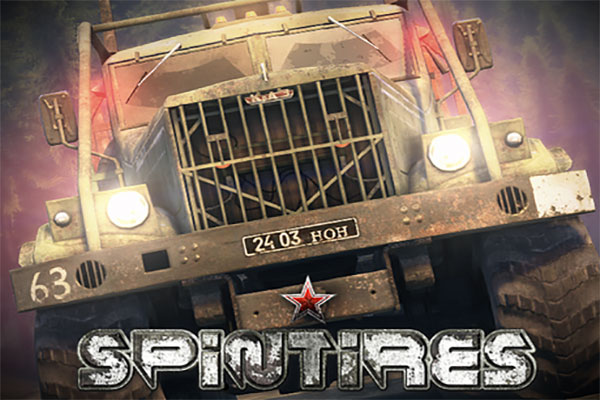 Games Like Euro Truck Simulator spintires