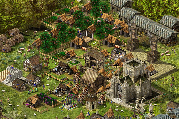 stronghold-kingdoms Games Like Age of Empires