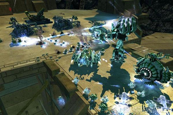 supreme-commander-2 Games Like Age of Empires