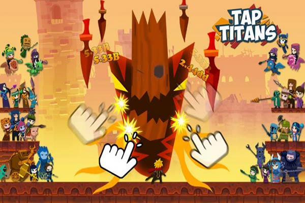 games similar to cookie clicker tap-titans