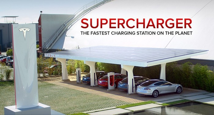 tesla-supercharging-station