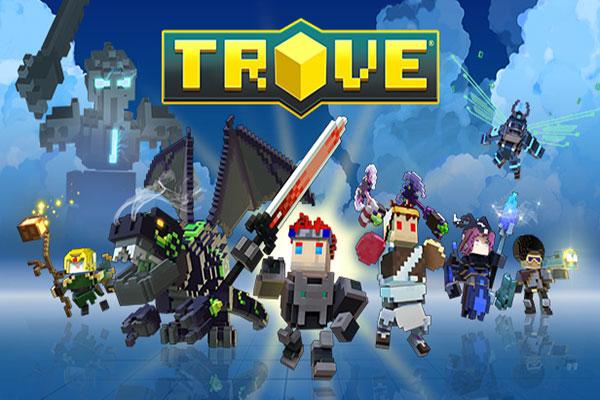 Games Like Roblox trove