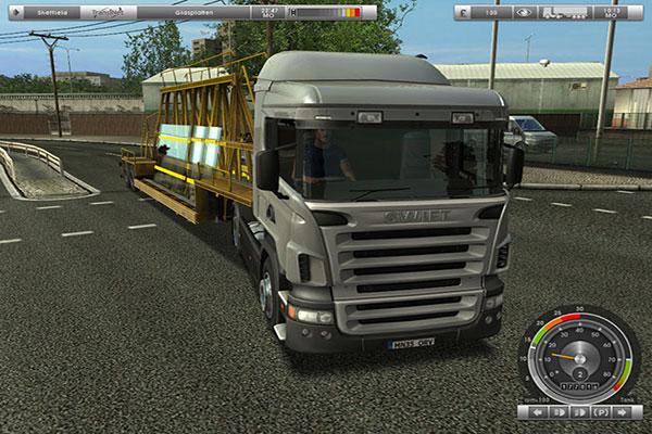 Games Like Euro Truck Simulator uk-truck-simulator