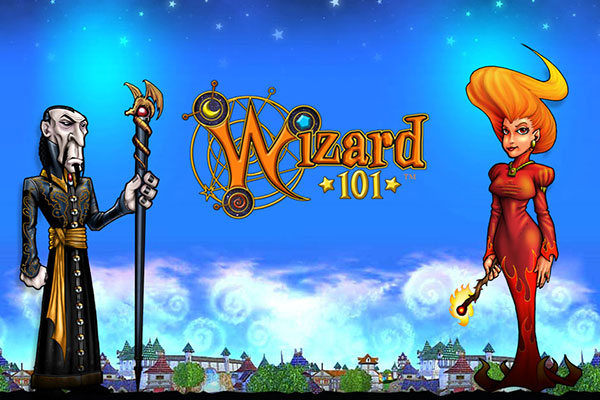 Games like Animal Jam wizard-101