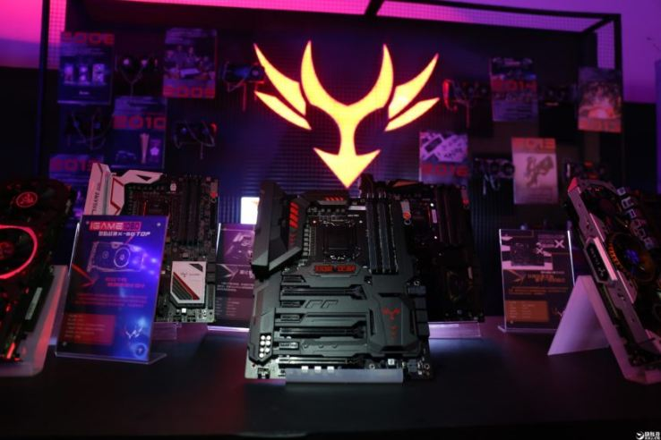 Colorful igame-z270-motherboard