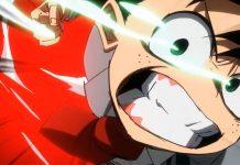 Boku No Hero Academia Chapter 121