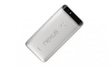 Nexus 6P Android security update